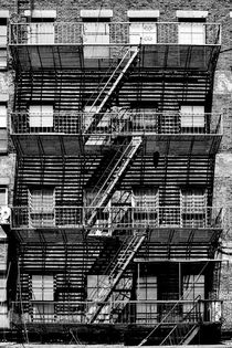 Fire escapes at noon by David Hare