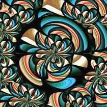 Almost floral abstract von Gaspar Avila