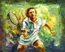 Boris Becker Madness by Miki de Goodaboom