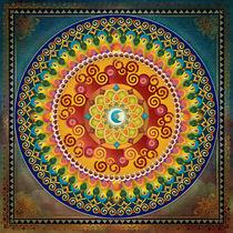 Mandala Epiphaneia von Bedros Awak