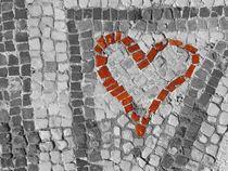 Mosaik Herz - EPHESOS by detiart