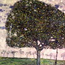 Der Apfelbaum II von Gustav Klimt