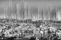 Hafenidyll von Jens Hennig