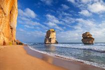 Twelve Apostles on the Great Ocean Road, Australia by Sara Winter