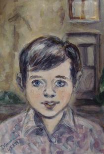 Es war einmal ein kleiner Junge  von Dagmar Herrmann