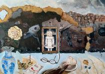 Wucht der Erinnerung - Zeit der Stille III von Dagmar Herrmann