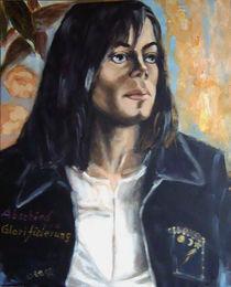 Abschied und Glorifizierung - Michael Jackson von Dagmar Herrmann
