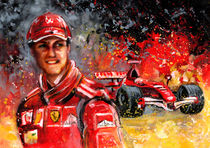 Michael Schumacher by Miki de Goodaboom