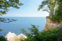 View from Møns Klint by Thomas Matzl