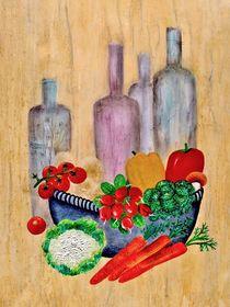 Gemüsekorb von konni