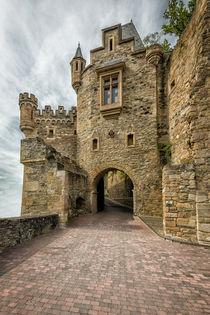 Schloss Dhaun-Haupteingang 4 von Erhard Hess