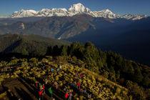Poon Hill by Bikram Pratap Singh