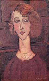 Renee by Amedeo Modigliani