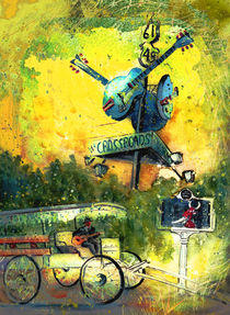 Clarksdale Authentic Madness von Miki de Goodaboom