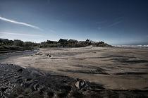 Beach landscape  Aguas Dulces von Diana C. Bernardi