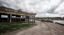 Abandoned House on the beach Cabo Diablo von Diana C. Bernardi