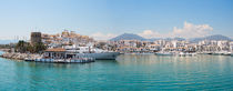 The Luxury marina of Puerto Banus by Perry  van Munster
