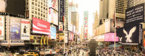Times Square traffic by Perry  van Munster