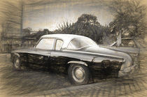 A Studebaker Commander from the fifties by Perry  van Munster