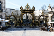 Big Gate in Nancy von Diana C. Bernardi