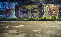 Buddha Graffiti by Bikram Pratap Singh