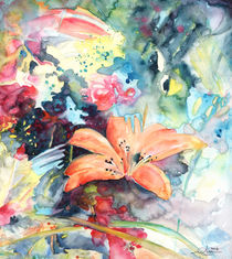 Lily Lost In Chaos by Miki de Goodaboom