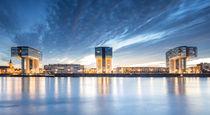 Kranhäuser Köln by photoart-hartmann