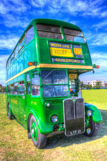 Double Decker Bus von David Pyatt