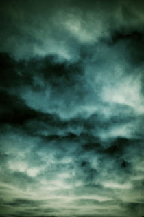 Gloomy sky - Ama No Hara Series von chrisphoto