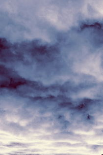Gloomy sky -2  - Ama No Hara Series von chrisphoto