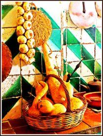Romantik Kitchen Details  von Sandra  Vollmann