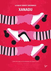 No516 My Xanadu minimal movie poster by chungkong