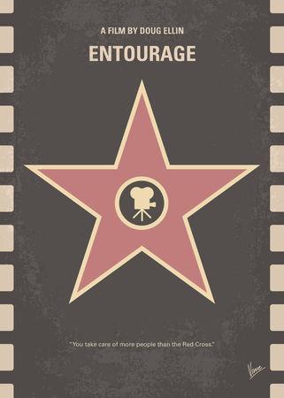 No525-my-entourage-minimal-movie-poster