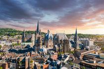 Aachen Skyline  by davis
