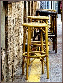 Bar Stools  von Sandra  Vollmann