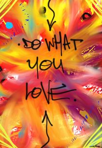 Do what You Love von Vincent J. Newman