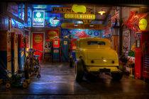 Hot Rod Garage 3 von Stuart Row