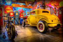 Hot Rod Garage 2 von Stuart Row