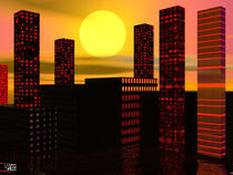 Großstadtträume von Norbert Hergl