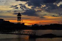 Sunset von Dion Chua