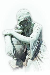 Engel im weißen Licht no. 8 von andreasrumpf