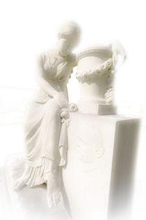 Engel im weißen Licht no. 5 by andreasrumpf