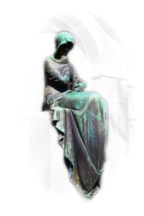 Engel im weißen Licht no. 4 by andreasrumpf