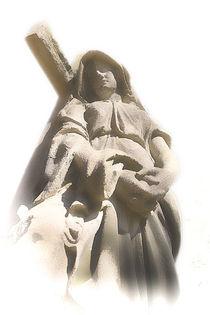 Engel im weißen Licht no. 3 by andreasrumpf
