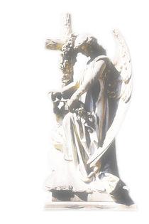 Engel im weißen Licht no. 2 by andreasrumpf