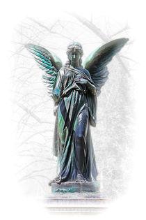 Engel im weißen Licht no. 1 von andreasrumpf