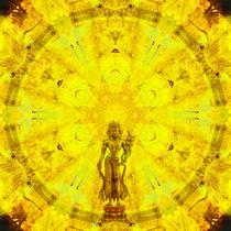 Golden Boddhisattva von Thomas  Bode