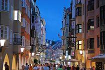 Innsbruck bei Nacht... 1 von loewenherz-artwork