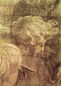Die Schule von Athen von Raffaello Sanzio of Urbino