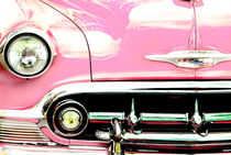 Pink Car by Steffan  Martens